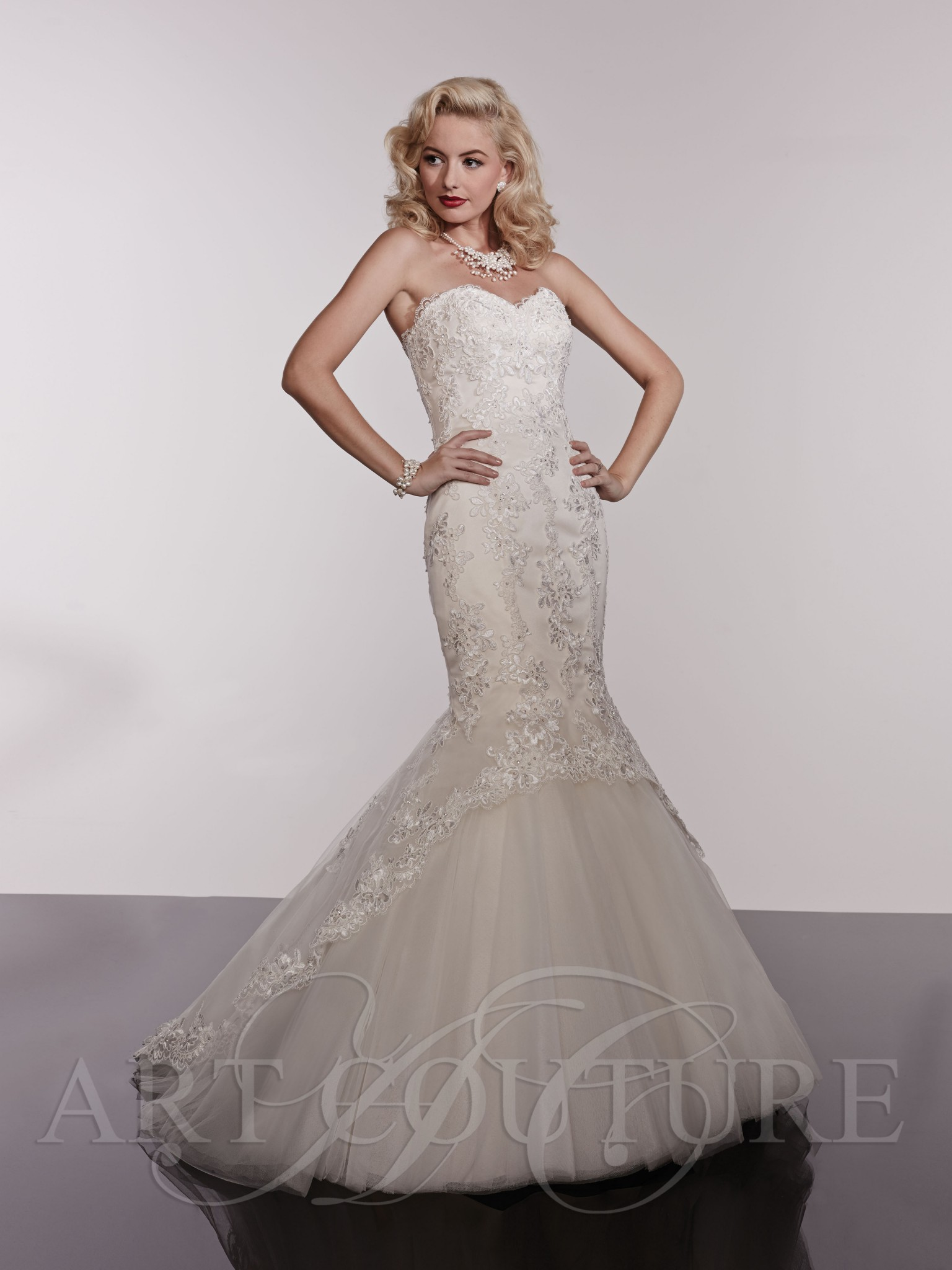 Eternity & Art Couture : With Love Bridals